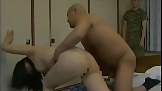 Japanese wife rough smell