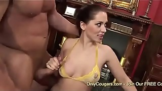 Kaya kane is bad in the eyes of husband cuckold