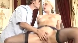 Wife german fucked by two doctors