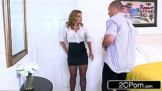 April fool039_s joke goes wrong - chase cuckold their husband