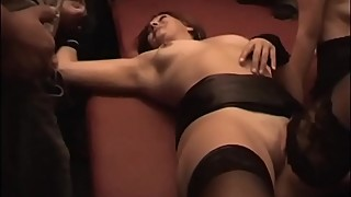 Cumdrinkingwife - gangbanged and soaked in cumshots 32 men - in-view cuckoldplayground.com
