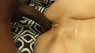A hard pounding for the hotwife roxy 1. part of the
