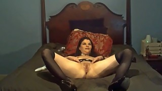 The wife says to her husband with a big black cock is full of young people