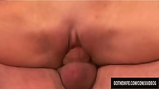 Cuckold husband watching wife, allison moore bouncing on strangers penis