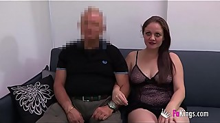 Cuckold fantasies: in my dreams, when his wife being fucked by black cock
