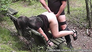 Slutwife marion dogging and fucked by strangers