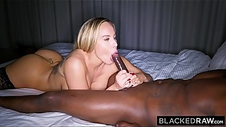Blackedraw trophy wife?. big black penis in hotel and my husband.