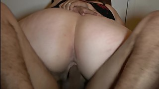 Wife talks about i had sex with other men, fucks her husband