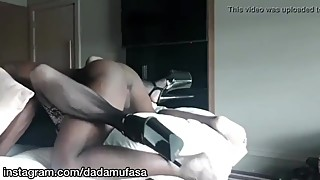 Wife cries on big black dick