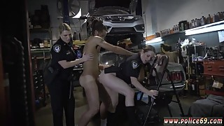 Annika, blowjob in lingerie and a wife, who is a big monster black cock a classic interracial anal