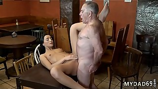 Old man young woman, anal girl, whether you can trust your gf leaving him