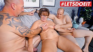 Letsdoeit - german mature wife cheating on her husband with a stranger