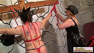 Gilf bondage, hoods, and the deviation of sexuality