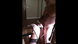 Hobbies video big black cock fuck woman and comes all over her ass