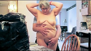 Play with my wife naked in front of cam to share with everyone!