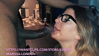 Hot wife big black cock surprise