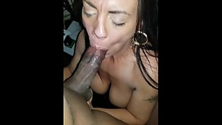 Wife wants dick after a night out!!!