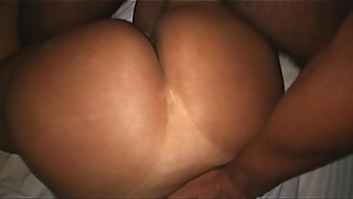 By taking hot pussy with my wife fast asleep