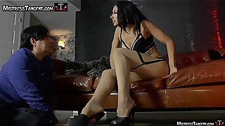 Mistress tangent has on his-hot-wife from hell