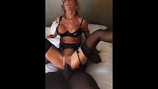 A big black cock for my wife marina of beaulieu - mysexmobile