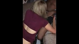 Adult mother-law hooks a big black penis