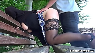 An all-new adventure with a lot of fun pee slutwife marion