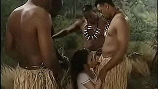 Jungle fever, african tribes