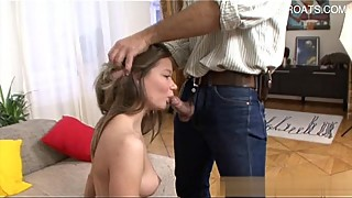 Hot wife's pussy eat