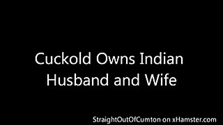 Cuckold husband from india, and the indian woman