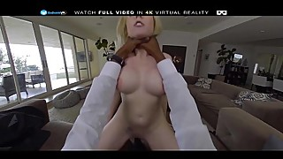 Badoink-vr-big black dick for the mistress of the house, the horny christie stevens, rv porn