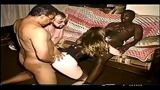 His wife linda, with моренос own triangle cuckold