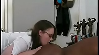 Chubby, wife, teacher who loves the big black cock