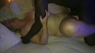 Wife with big black cock
